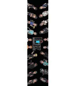 Figz XL Griptape Løbehjul Farve: Multi V2