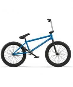 Wethepeople Justice 20 2018 Freestyle BMX Cykel blaa