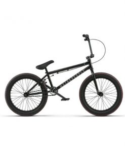 Wethepeople Justice 20 2018 Freestyle BMX Cykel mat sort